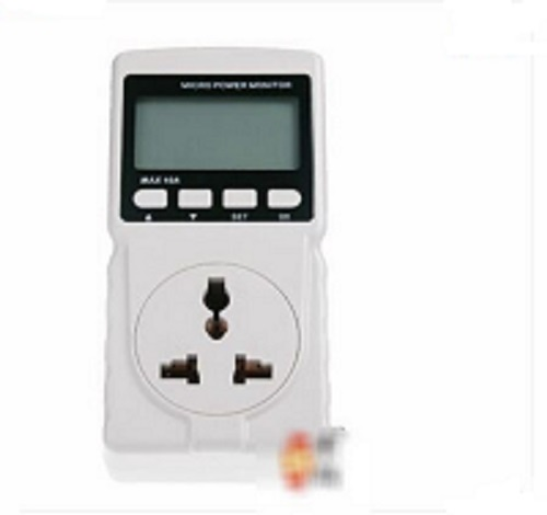 HG81:High power socket/electricity metering/power monitor/power meter/timing factor tester  LZX<br><br>Aliexpress