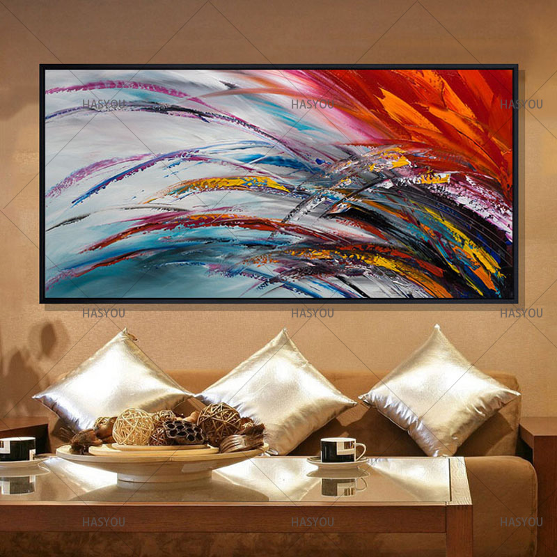 JYJ-ART-Colorful-Hand-painted-Modern-Abstract-Oil-Painting-on-Canvas-Wall-Art-Gift-for-Living (2)
