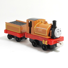 T0137 Diecast THOMAS and friend The Tank Engine take along train metal children kids Magnetic toy Duke with truck