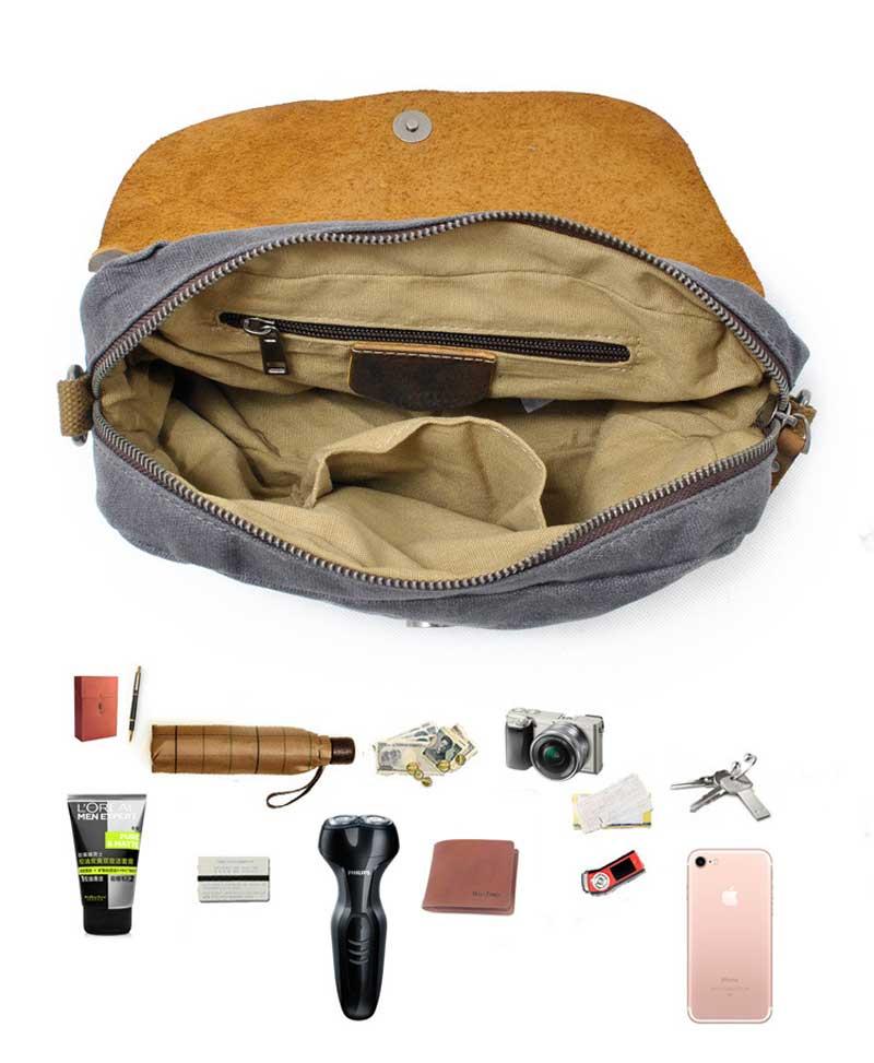 messenger bag men leather (7)