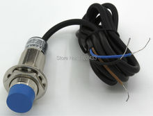M18 8mm sensing DC 5V NPN NO LJ18A3-8-Z/BX-5V cylinder inductive proximity sensor switch work voltage 5VDC special for MCU