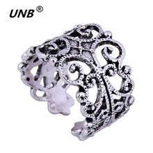 2016 Vintage Retro Rings Anels For Women Bohemia Antique Silver Punk Plated Top Quality Ring bady Jewelry online shopping india