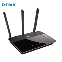 Discounts Flash Sale D-Link DIR-880L dlink 11AC 2.4G/5Ghz dual band 1900Mbs Gigabit router wireless ROUTER WIFI home plug router(China)