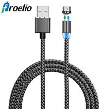 Buy 1m Magnetic Micro USB Cable Charger Cable Magnet Charging Samsung Xiaomi Huawei Fast Charge Android Charger USB Cable Wire for $2.79 in AliExpress store