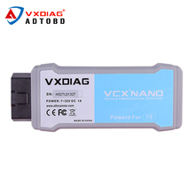 Free Ship New Arrival VXDIAG VCX NANO for TOYOTA TIS Techstream V10.10.018 Compatible with SAE J2534 VXDIAG Toyota Diagnostic