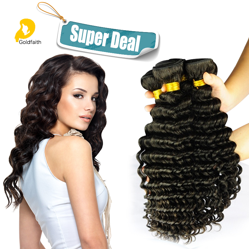 Wothy Virgin Unprocessed Natural Hair Extensions Deep Wave 100% Malaysian Virgin Remy Hair Weave Human Hair Extension 3pcs/lot<br><br>Aliexpress
