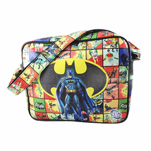 DC Comics Batman Handbags Captain America Spider Man/Iron Man/ Thor/Star Wars/Superman/Deadpool PU Leather Shoulder Bags