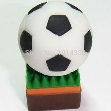 Football USB Flash Drive Rugby USB Basketball Soccer USB Memory StorageThumb/drive gift  creative Pendrive S322