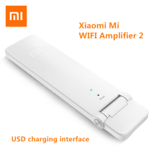 English Version Original Xiaomi Mi WIFI Amplifier 2 Extender Signal Boosters Repeater WiFi Wireless For xiaomi Router