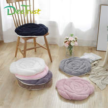 Buy Japanese Style 45x45cm 5 Colors Plush Rose Sofa Chair Seat Cushion Tatami Mats Warm Floor Non-slip Cushion Pad Car Mat Cojines for $14.27 in AliExpress store