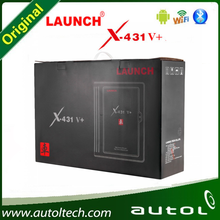 Car Auto Scanner Launch X431 V+ Wifi/Bluetooth Global Version Full System Scanner Free Update Online for 2 Years(China)