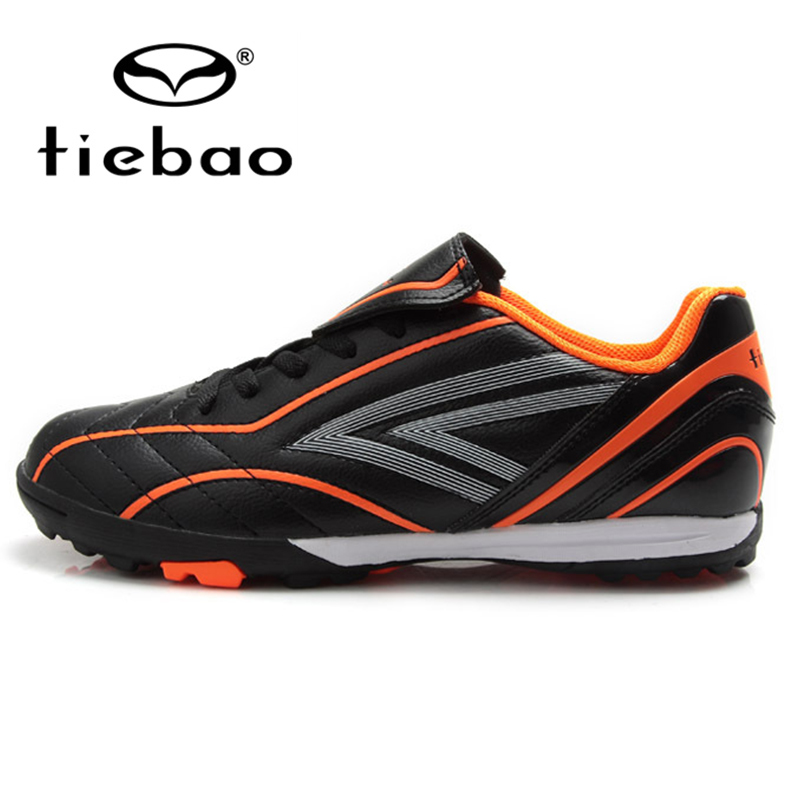 TIEBAO Professional Men Women TF Turf Soles Football Shoes Training Shoes Sneakers Outdoor Sports Soccer Boots scarpe da calcio<br><br>Aliexpress