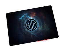 Team Solo Mid mouse pad cool pad to mouse TSM notbook computer mousepad 2016 new gaming padmouse gamer to laptop keyboard mats(China)
