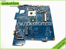 NOKOTION Laptop Motherboard for GATEWAY NV59 SJV50-CP 09284-11M 48.4GH01.01M Intel HM55 i3 Mother boards full tested(China)