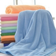 70x140 CM Bamboo Towel Bath Shower Fiber Cotton Super Absorbent Home Hotel Wrap Towels New