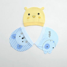 New Born Baby Boy Girl Caps Hats Cartoon Baby Beanie  Bunny Pokemon Gorro Infantil Newborn Hat Bear Cotton Hats KD381