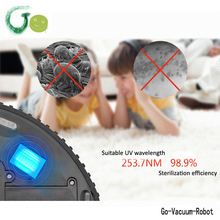 Automatic household Vacuum Cleaner (Sweep,Vacuum,Mop,Sterilize),Timing Reservation,Virtual Wall,Remote Control,anti-falling(China)