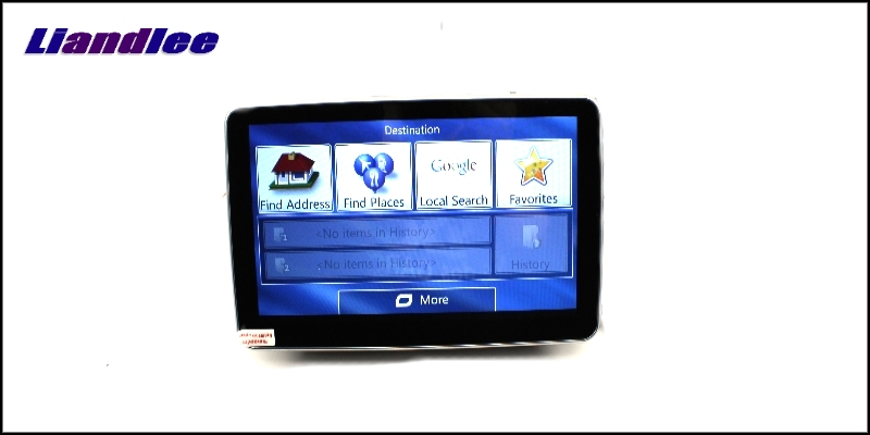Liandlee Car Multimedia Player NAVI For Mercedes Benz MB ML M Class W164 2005~2011 Comand NTG Car Radio Stereo GPS Navigation 12