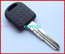 Replacement Transponder Key Fob With Chip ID4D65 For Suzuki Alto Ignis Jimny Uncut Blank Blade