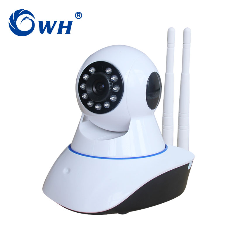 CWH Security Network CCTV WiFi Camera 1080P Wireless Megapixel HD Digital Security IP Camera WiFi IR Night Vision Baby Camera<br>