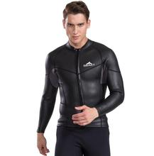New style/Wet clothes for men/wet suit/Split diving suit/Snorkeling wear long sleeved pants/ Surfing clothes/ Keep warm