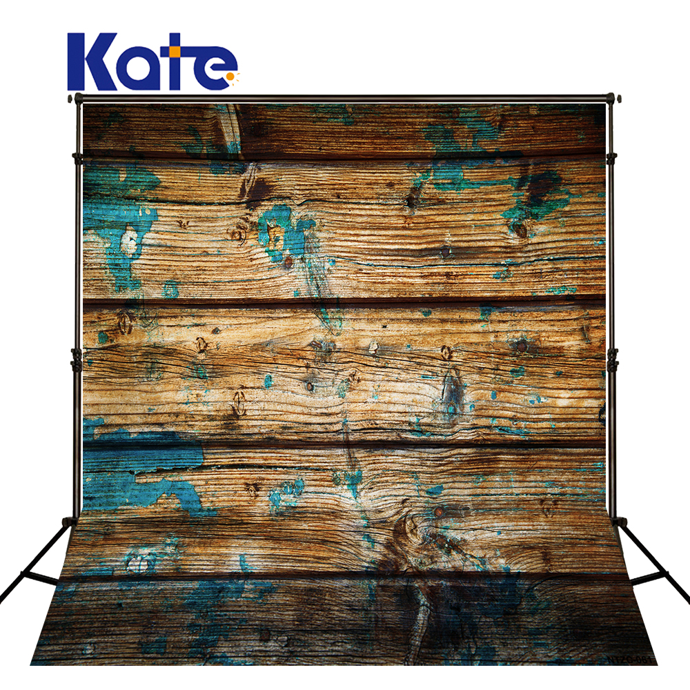 1.5M*2M(5*6.5 Ft) Kate Wood Photography Background Dyestuff Vintage Photo Backdrop  For Children Photography Backdrop<br>