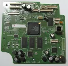 FORMATTER PCA ASSY Formatter Board Used logic Main Board Canon PRO 9000(China)