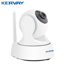 720P HD Wifi Camera Network Surveillance Night Camera Indoor Home P2P CCTV Camera Wifi Function Onvif Camera With Two-way Audio(China)