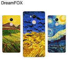 Buy DREAMFOX L275 Van Gogh Soft TPU Silicone Case Cover Xiaomi Redmi Note 3 3S 4 4A 4X Pro Global for $1.25 in AliExpress store