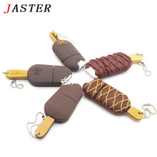 JASTER 5 style ice cream pen drive 4GB 8GB 16GB 32GB Popsicle usb flash drive delicious memory Stick cartoon pendriver gift
