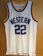 USA Basketball Jerseys BUTCH MCRAE BLUE CHIPS MOVIE JERSEY ANFERNEE HARDAWAY Boudeaux WESTERN