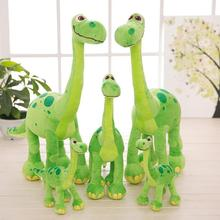 50cm/30cm/20cm Green Dinosaur Doll The Good Dinosaur Stuffed & Plush Animals Giant Arlo Toy Gifts For Children Brinquedos(China)