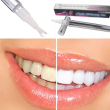 Biggest promotion 1pcs HIGH STRENGTH BLEACHING TEETH WHITENING TOOTH WHITENER GEL PEN STRONG Dental