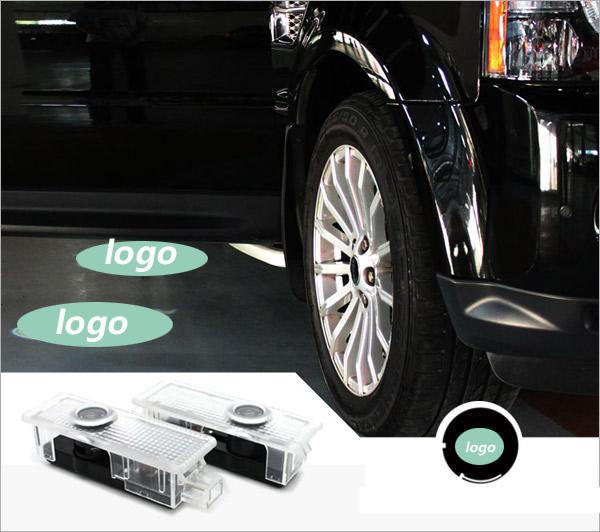 LED car door welcome projector logo laser ghost shadow light RANGE ROVER SPORT,RANGE ROVER VOGUE / HSE L322,