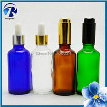 E Cig Liquid Bottles Essential Oil 50ml Small Empty Glass Bottle Cosmetics Perfume Bottles China Mini Oil Glass Dropper Bottle