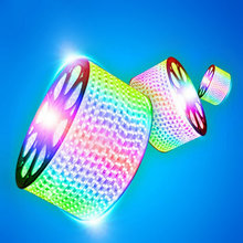 Waterproof 80M AC110V 220V 230V 240V 5050 Flexible led strip light Ribbon 60leds/m Red Green Blue Yellow White RGB+Plug