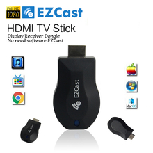 EZCAST M2 Ecast Tv Stick 1080p Hdmi Miracast Hlna Airplay Wifi Display Chromecast Stick For Windows Ios Andriod Tablet Smart TV(China)