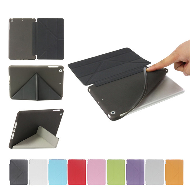 leather cover for ipad mini 1/2/3 color TPU case  for ipad mini 2  protective cover shell back cover for ipad mini3<br><br>Aliexpress