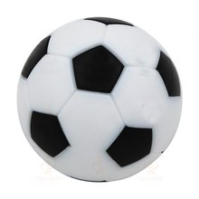 4pcs 32mm 36mm Plastic Soccer Table Foosball Ball Football mini ball Soccer Machine Parts P5(China)
