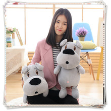 Dog minions plush toys for children kawaii stuffed animals soft toys mattress plush giant plush bear dog toys pillow