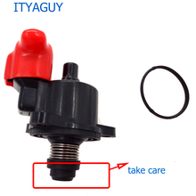 Car styling High Quality new fast shipping Idle Air Control Valves Idle Speed Motors 1450A132 MD613992 For Mitsubishi Lancer(China)