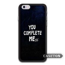 You Complete Mess Me 5SOS Case For iPhone 7 6 6s Plus 5 5s SE 5c 4 4s and For iPod 5