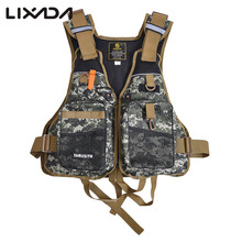 New Professional Life Vest Life Safety Fishing Clothes  Life Jacket Water Sport Survival Suit Water Safety Products