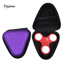 Box Case For Dustproof Hand Spinner EDC Spinner Focus Fingertip Gyro Toy Brand New High Quality Gags & Practical Jokes(China)