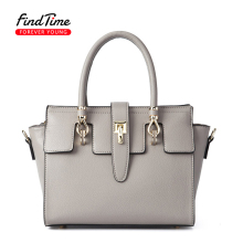 FINDTIME Women Autumn Korean Handbags Wild Wings Bag Shoulder Oblique Cross Handbag Large Capacity Classic Style Belt Decoration(China)