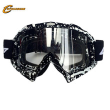 Motorcycle Goggles Motocross Bike Cross Country Flexible Goggles