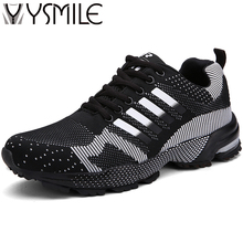 High quality big size 46 fashion men casual shoes brand superstar sneakers black male walking shoes non-slip breathable shoes(China)