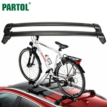 Partol Car Roof Rack Cross Bars Crossbars Fit for Honda Crv 2012-2016 Years Work With Kayak Luggage Bike Racks For Outdoors Trip(China)