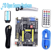 FPGA development board ALTERA IV EP4CE four generations NIOSII send send remote control to send video downloader(China)