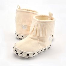 2017 Baby Girl Winter fWarm Boots Newborn 1-18 Months Child's Place Snow Boots Bootie Best Christmas Gift(China)